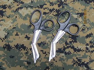 EMT Scissors 2 Pair